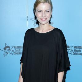Agata Kulesza jest blondynką!