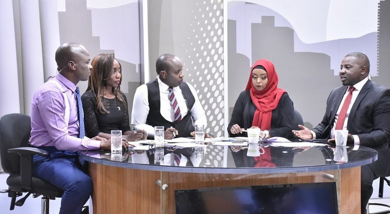 Citizen TV Jamila Mohamed's bold message to parents over increased number of teen Pregnancies