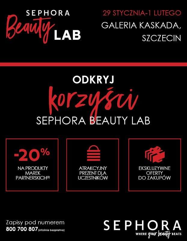 Sephora Beauty Lab