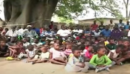 Meet the Ghanaian man with 47 wives and over 240 children
