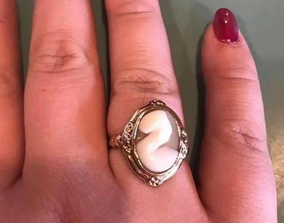 I ovaj prsten bio je predmet sprdnje