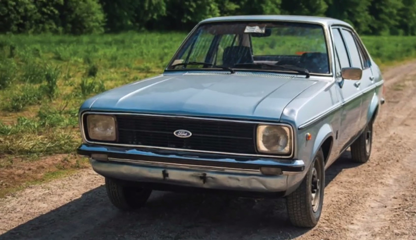 Ford Escort 1100 GL z 1976 r.