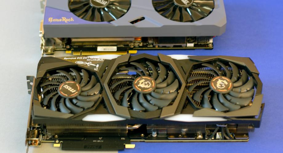 MSI GeForce RTX 2070 Super Gaming X Trio im Test