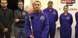 Niepełnosprawny astronauta z Polski zamknięty w kapsule
