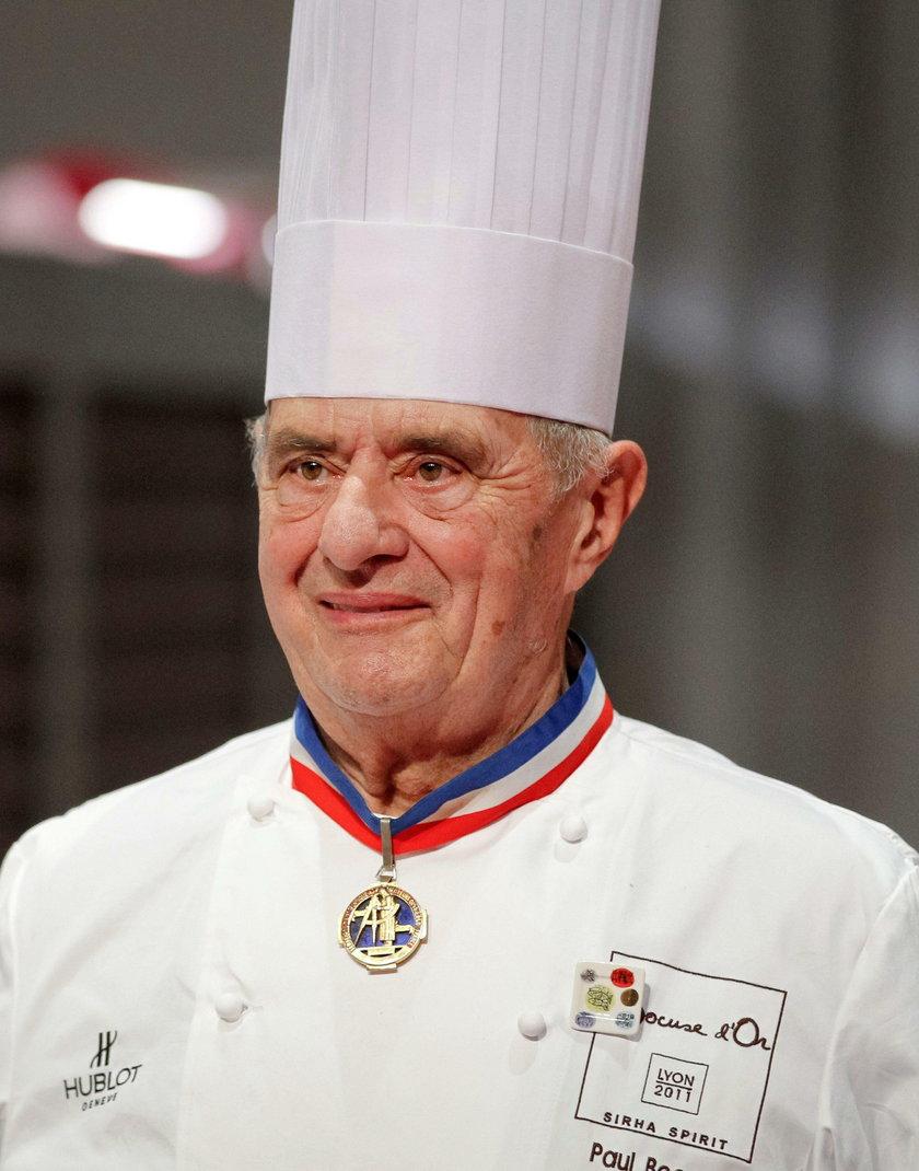 Zmarł Paul Bocuse. Mistrz sztuki kulinarnej