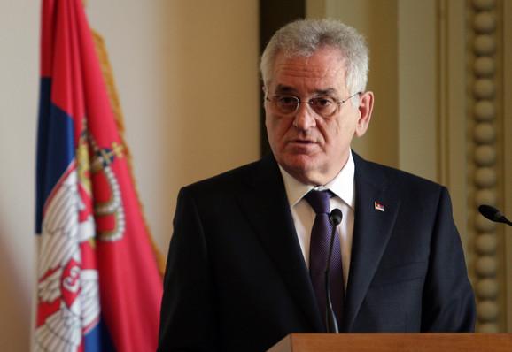 Tomislav nikolić preložio je osam kandidata