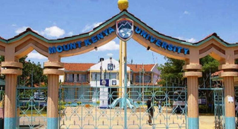 Mt. Kenya University becomes first University to purchase Covid-19 detecting machine