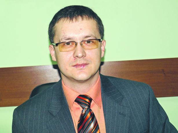 Grzegorz Abramek, radca, prawnik i członek Rady Nadzorczej Unii Spółdzielców Mieszkaniowych