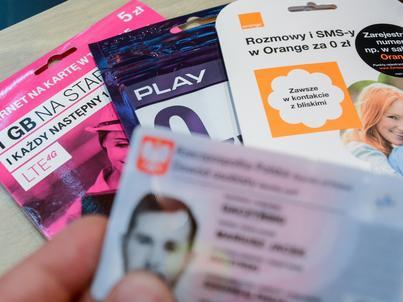 Zdaniem GIODO operatorzy telekomunikacyjni nie mogą kopiować dokumentów tożsamości swoich klientów