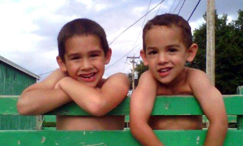 Kanada. Wąż udusił dwóch chłopców w New Brunswick