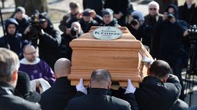 Pogrzeb Antoniego Krauzego. Reżysera pożegnali politycy i ludzie kultury