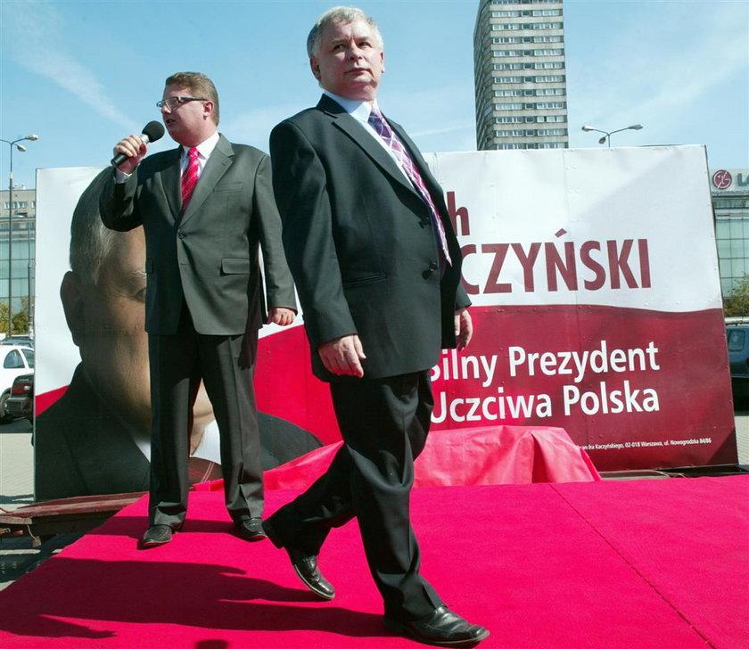 Jarosław Kaczyński jak Stalin? Były spin doktor PiS szokuje
