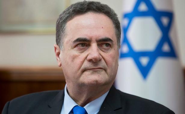 """W niedzielę p.o. izraelskiego ministra spraw zagranicznych Israel Katz (na zdjęciu), odnosząc się do słów przypisanych przez media izraelskie szefowi izraelskiego rządu stwierdził: """"Nasz premier wyraził się jasno. Sam jestem synem ocalonych z Holokaustu. Jak każdy Izraelczyk i Żyd mogę powiedzieć: nie zapomnimy i nie przebaczymy. Było wielu Polaków, którzy kolaborowali z nazistami i - tak jak powiedział Icchak Szamir (b. premier Izraela – PAP), któremu Polacy zamordowali ojca, +Polacy wyssali antysemityzm z mlekiem matki+. I nikt nie będzie nam mówił, jak mamy się wyrażać i jak pamiętać naszych poległych""""."""
