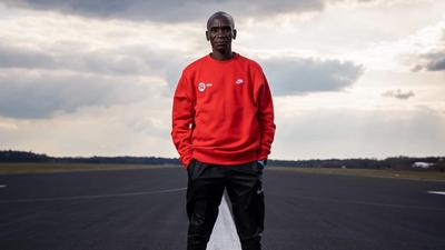 Kipchoge's disinterest in material things impresses fans