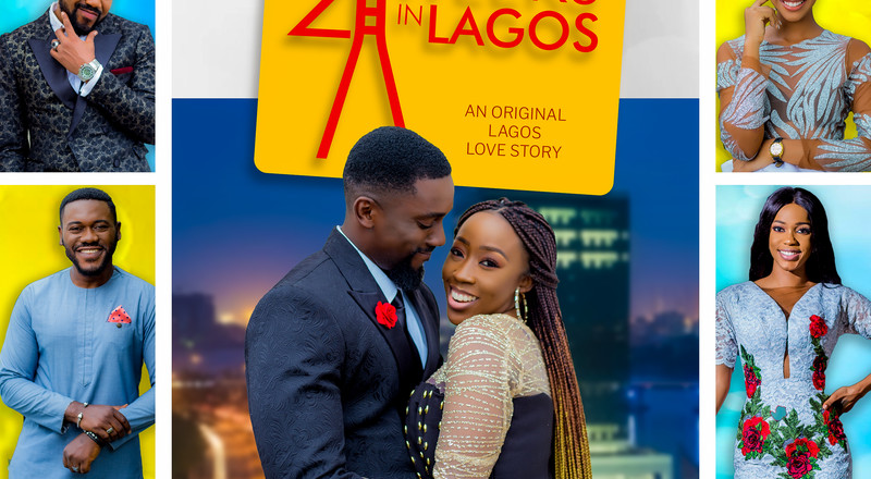 Watch the trailer for '2 Weeks in Lagos' coming to cinemas this March