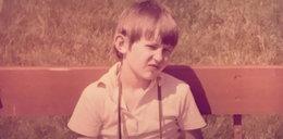 Polski dziennikarz pokazał zdjęcie z dzieciństwa. Poznajecie?