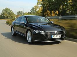 Volkswagen Arteon – ładniejszy brat Passata | TEST