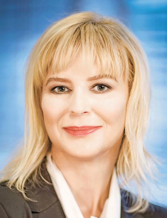 Marta Szafarowska doradca podatkowy i partner w Gekko Taxens