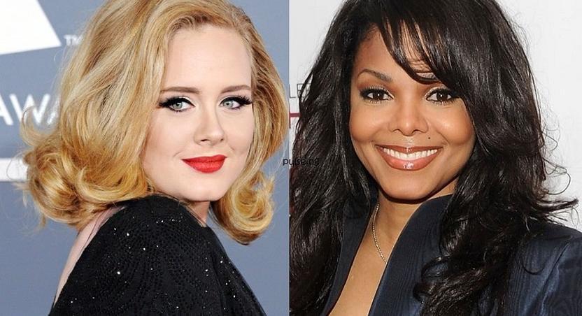 Adele or Janet Jackson: Who do you choose?