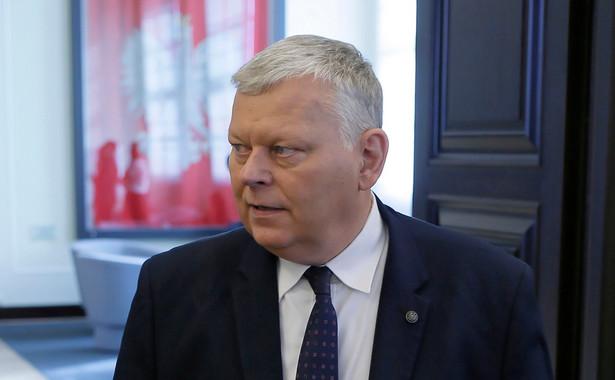 Marek Suski (PiS) został jednogłośnie wybrany w czwartek na szefa sejmowej Komisji ds. Energii i Skarbu Państwa. Komisja wybrała też pięciu wiceprzewodniczących - trzech z PiS, jednego z KO i jednego z Konfederacji.