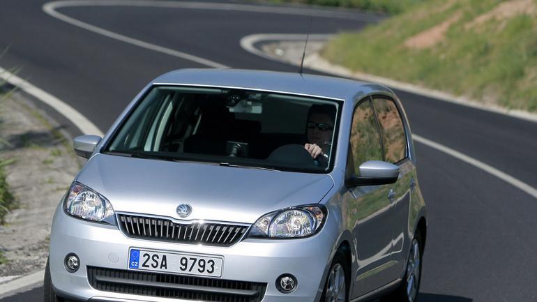 Skoda Citigo: czeska konkurentka Fiata Panda