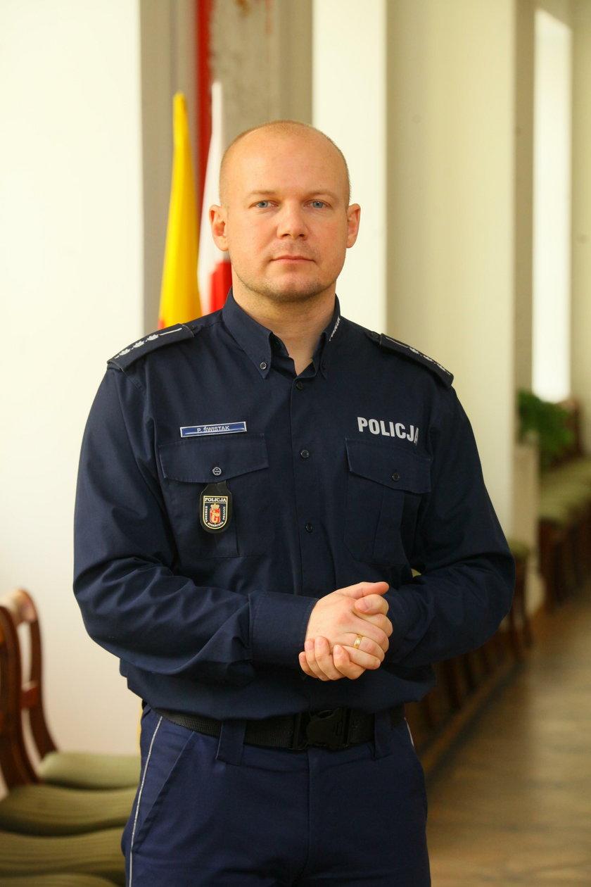 Oto nowy sprzęt warszawskiej policji