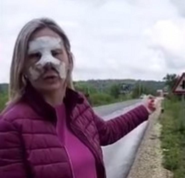 Ljiljana Veselinović (38) iz Jagodine