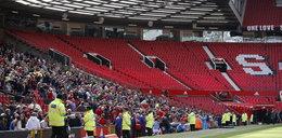 Żenująca wpadka ochrony na stadionie! Tego jeszcze nie było
