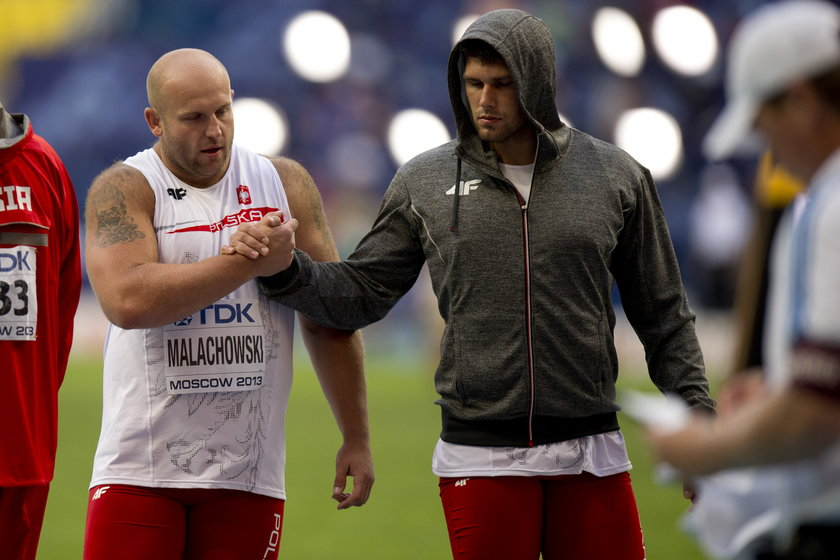 Stroje reprezentantów Polski w lekkiej atletyce w Moskwie