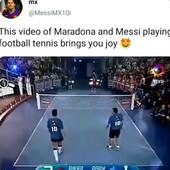 Nakon meča rekao je tri rečenice o Dijegu zbog kojih je ARGENTINA EKSPLODIRALA! Ovo je JEDINI SNIMAK kada su Mesi i Maradona igrali ZAJEDNO, a ovi potezi se i danas prepričavaju! /VIDEO/