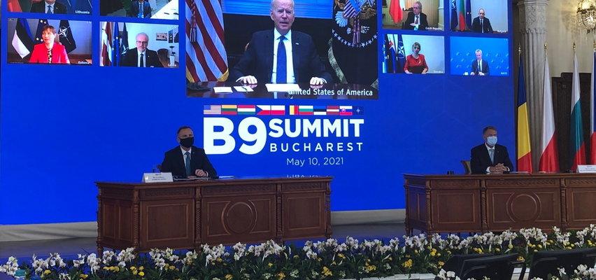 Andrzej Duda podczas szczytu B9: drzwi do Sojuszu powinny pozostawać otwarte