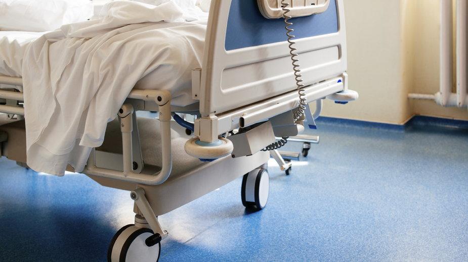 """Szpital w Radomiu wstrzymał przyjęcia na OIOM. """"Sytuacja jest pod kontrolą"""""""