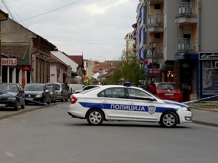 Novi Sad policija bomba RAS Zlatko Čonkaš