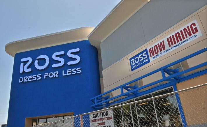 10. Ross Stores