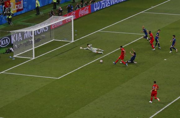 Naser Čadli odvodi Belgiju u četvrtfinale Svetskog prvenstva