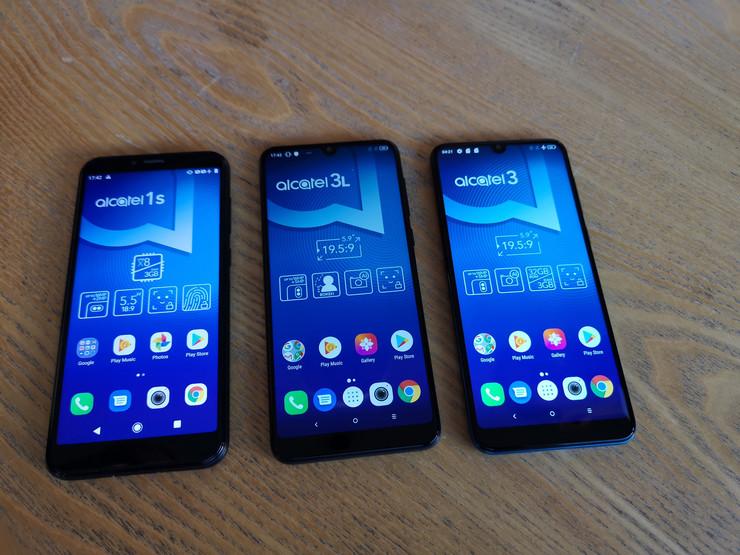 Alcatel sa novim telefonima u Barseloni