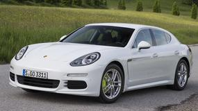 Porsche Panamera S E-hybrid: zmiany, zmiany