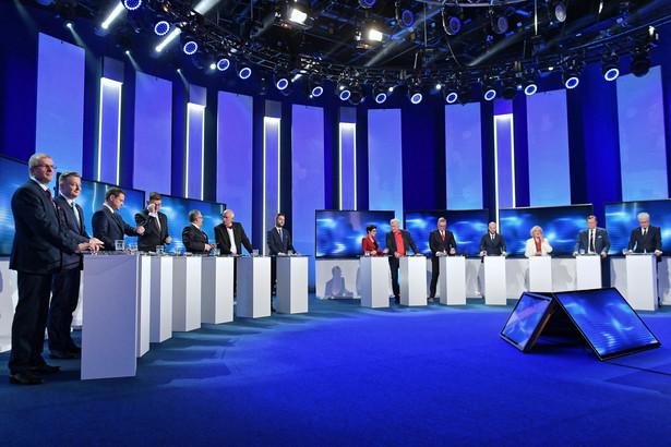 Debata kandydatów na prezydenta stolicy