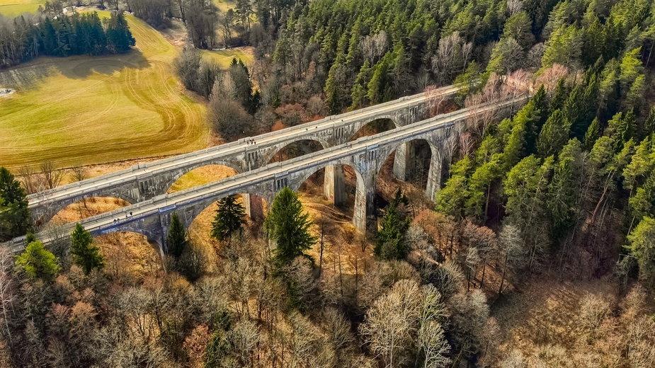 Zabytkowe mosty w Stańczykach