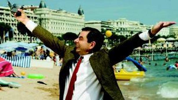 Rowan Atkinson jako Jaś Fasola