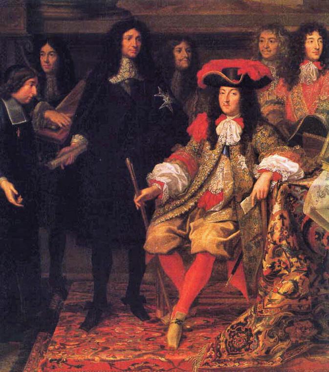 Louis XIV et sa cour puent terriblement