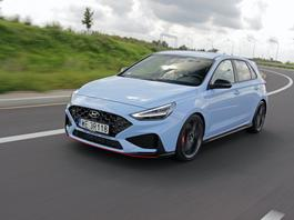 Hyundai i30 N Performance DCT – po prostu bomba