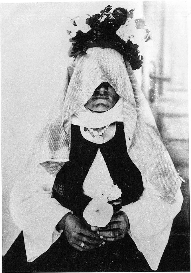 Mlada u selu Lukanja kod Pirota 1935. godine