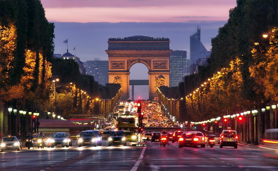 13. Paryż, Francja