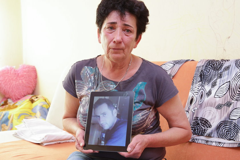 Matka Piotra Grucy chce sprawiedliwości