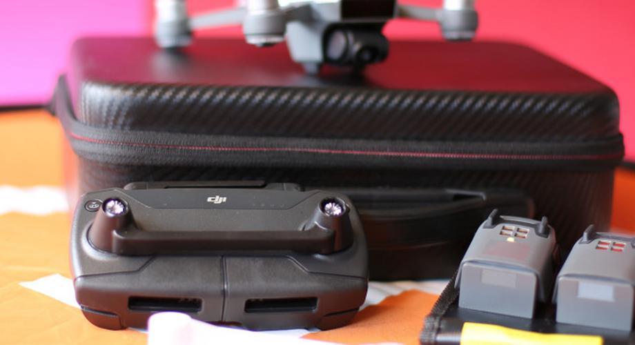 Kaufberatung DJI Spark: Filter, Taschen und Antennen-Tuning