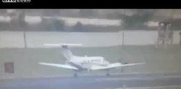 Katastrofa samolotu z byłym ministrem na pokładzie!