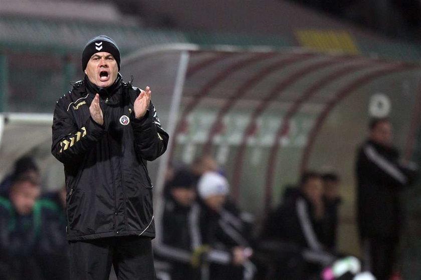 Trener Polonii zostawił Bonina i Sikorskiego