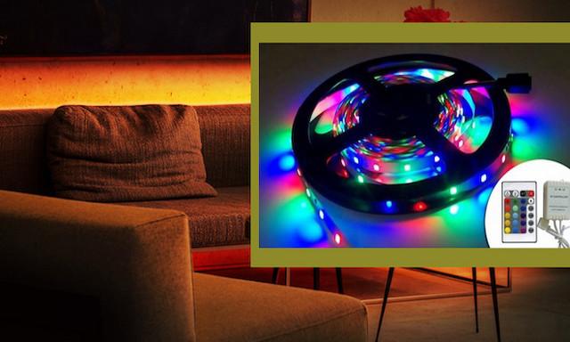 Vodootporna LED traka