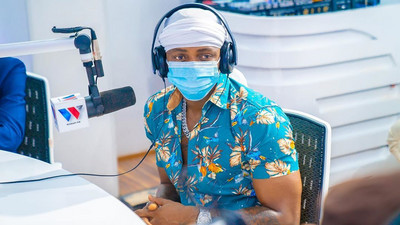 Diamond breaks silence after his TV station suffered a 6 months Ban